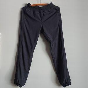 Lululemon jogger pants with lining - sz 4